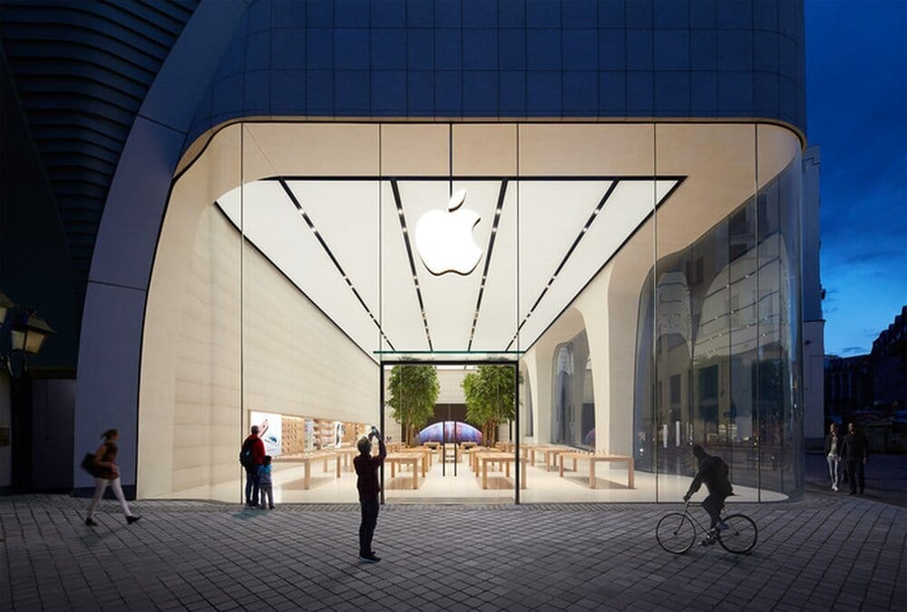 apple outlet office picture